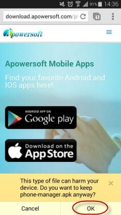 How to Install phone-manager apk File? -